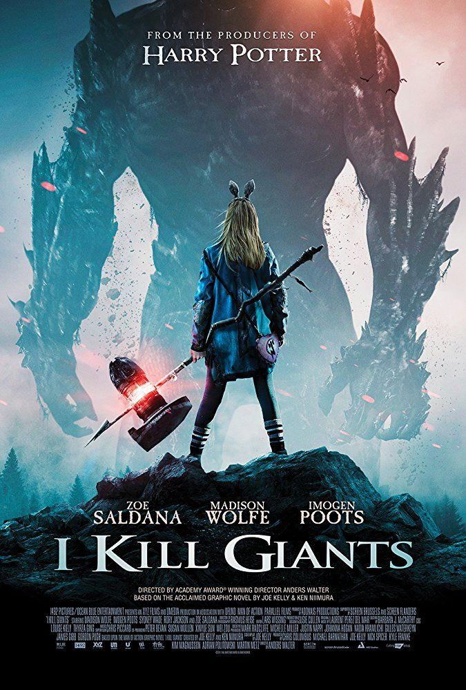 I KILL GIANTS – film review
