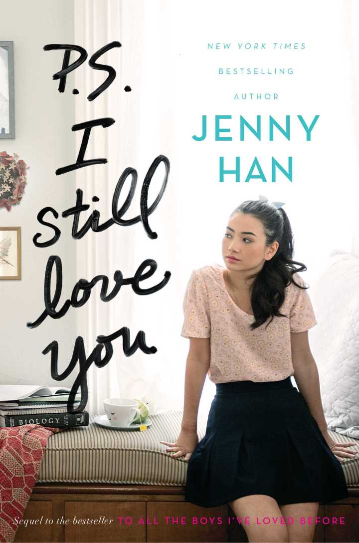 BOOK REVIEW – PS. I still love you